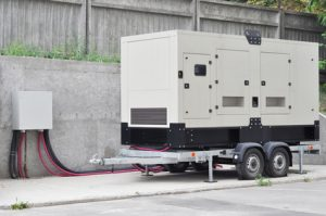 Diesel Generator for Office Building