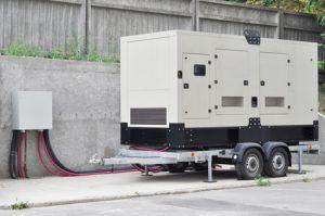 Diesel  Generator for Office Building