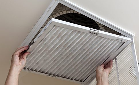 air filter for AC