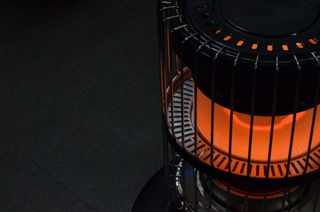 kerosene heat